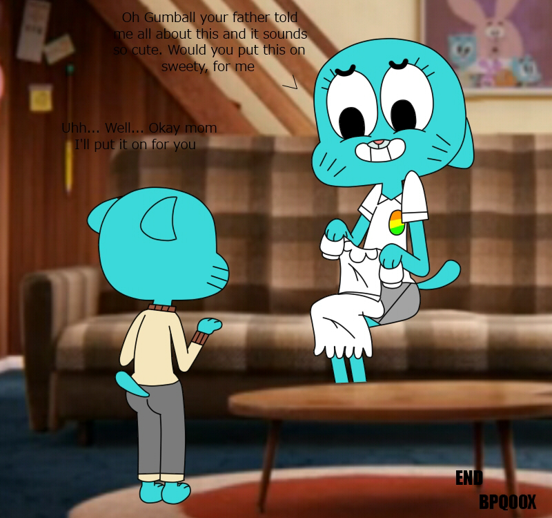 the world amazing xxx gumball of Bendy and the kink machine