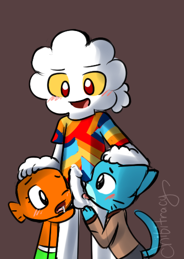 paheal gumball of world the amazing Bee and puppycat
