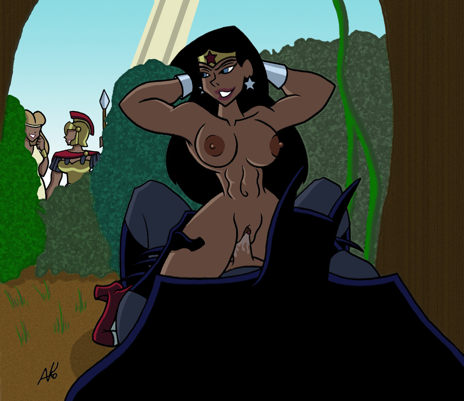 the porn animated series batman Everybody gangsta till the redacted