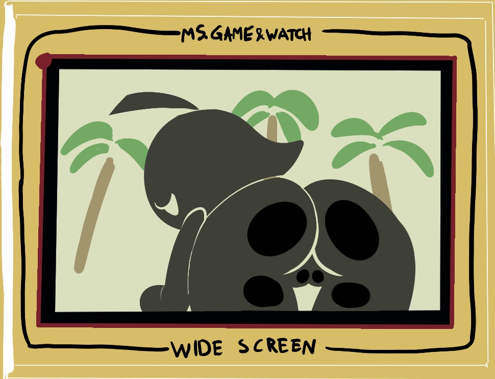 mr. game and watch The guts: maximum maternity