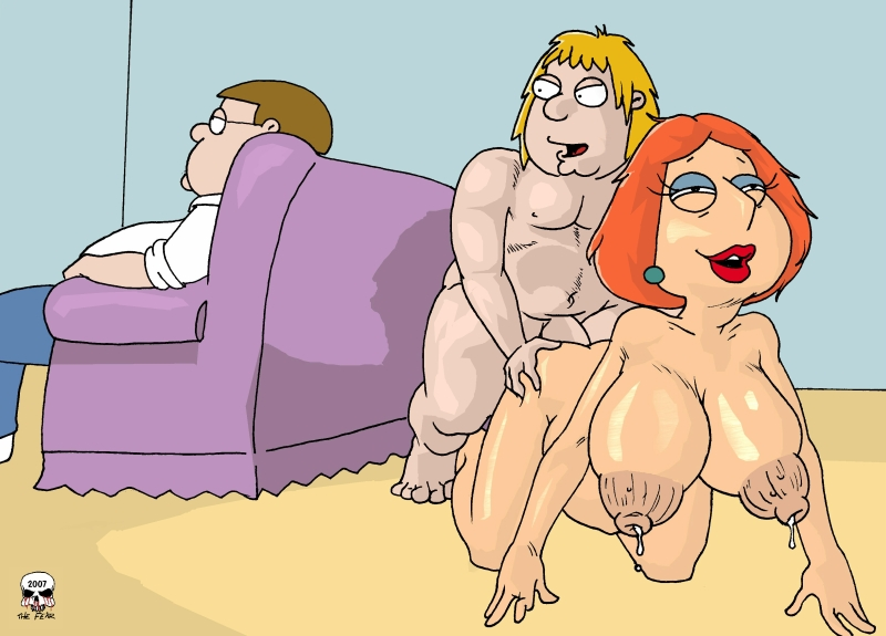 lois naked family griffin from guy Sonic and amy sex comic