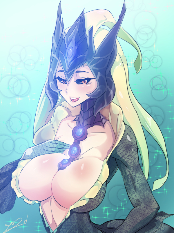 how is league nami old legends of Embry trials in tainted space