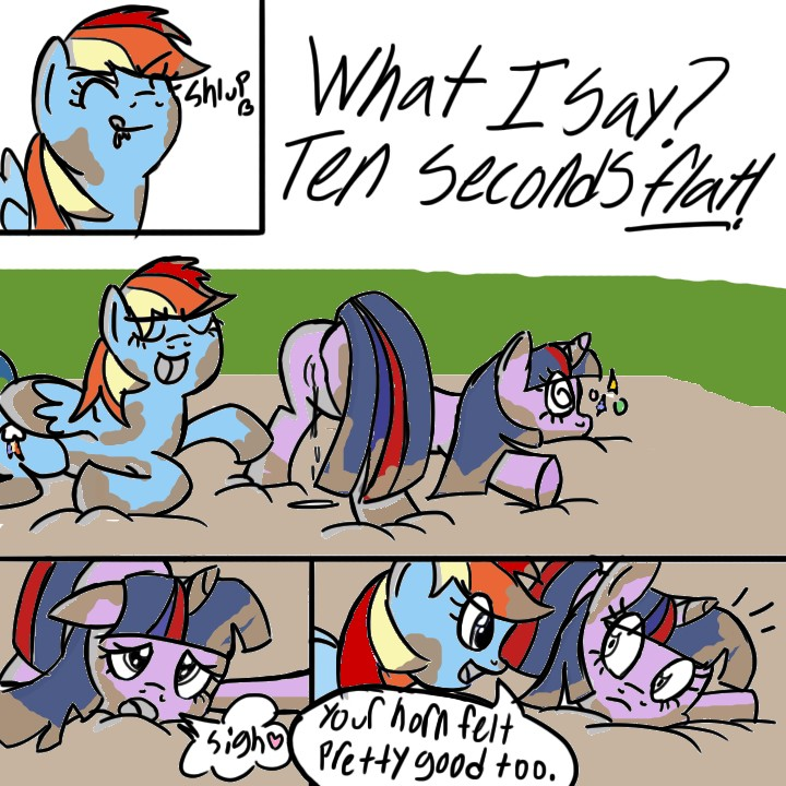 dash mlp art fan rainbow If it exists there is a porn of it