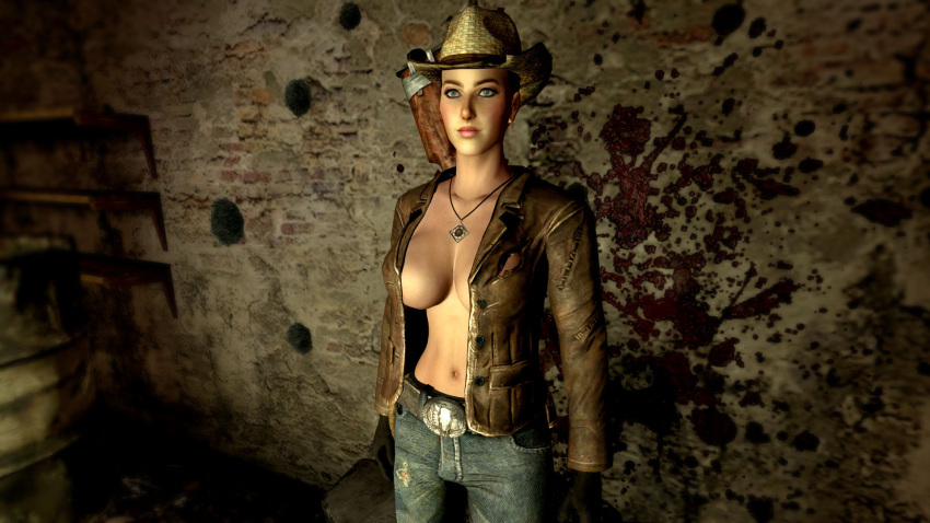 fallout sarah new vegas pretty Daily life with a monster girl tionishia
