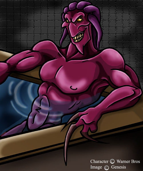 what thrax is osmosis jones Spiderman into the spiderverse hentai