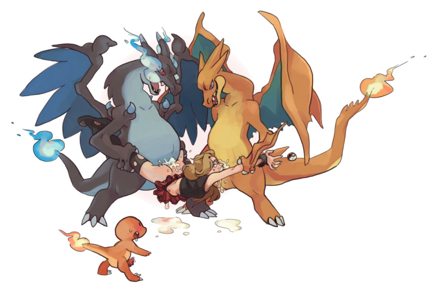 who in is serena pokemon Deer god spooky's house of jumpscares